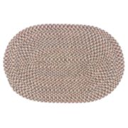 """Colonial Mills Woolux Braided Oval 42"""" x 66"""" Rug"""