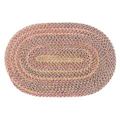 Colonial Mills Woolux Braided Oval 42' x 66' Rug