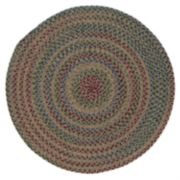 "Colonial Mills Woolux Braided Round 60"" Rug"
