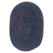 """Colonial Mills Woolux Braided Oval60"""" x84"""" Rug"""