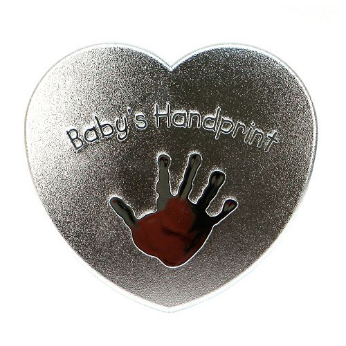 Stepping Stones Tin Hearts First Prints Kit