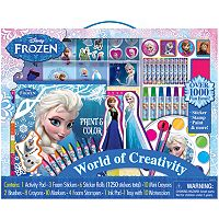 Disney's Frozen World of Creativity Kit