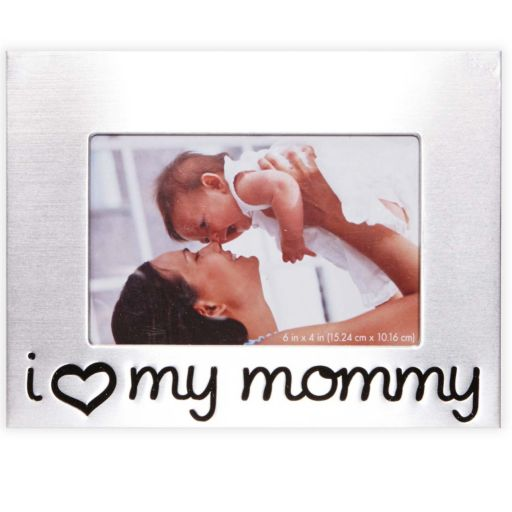 Stepping Stones '' I Love Mommy'' 4'' x 6'' Frame
