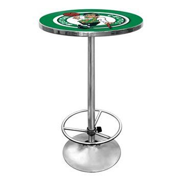Boston Celtics Chrome Pub Table