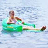 Aviva Flip 'N Float Inflatable Water Float