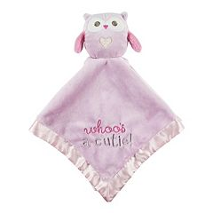 Stepping Stones 'Whoo's A Cutie' Owl Security Blanket