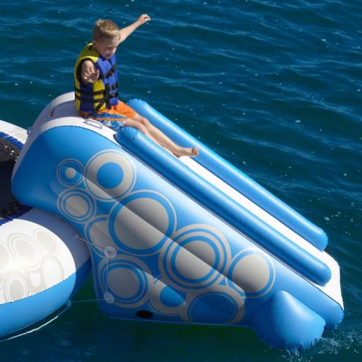RAVE Sports O-Zone Water Bouncer Slide