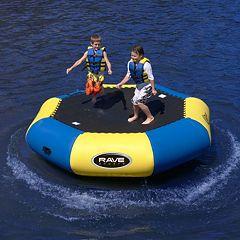 Rave Sports 10-ft. Bongo Water Trampoline