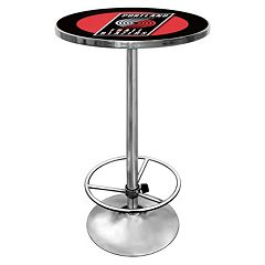 Portland Trail Blazers Chrome Pub Table