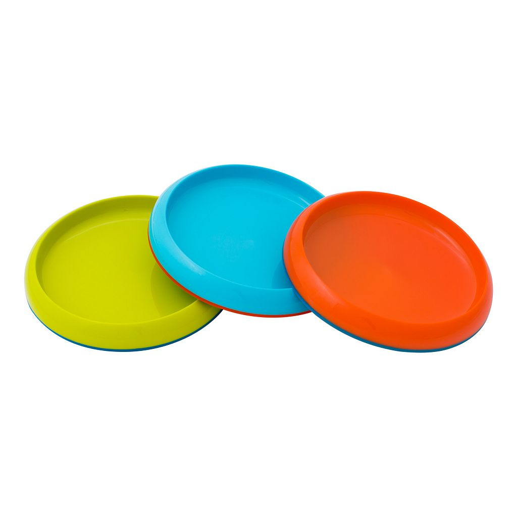 Boon 3-pk. Plate Edgeless Stay-Put Plates