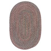 Colonial Mills Woolux Braided Oval72' x108' Rug