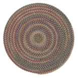 "Colonial Mills Woolux Braided Round 84"" Rug"