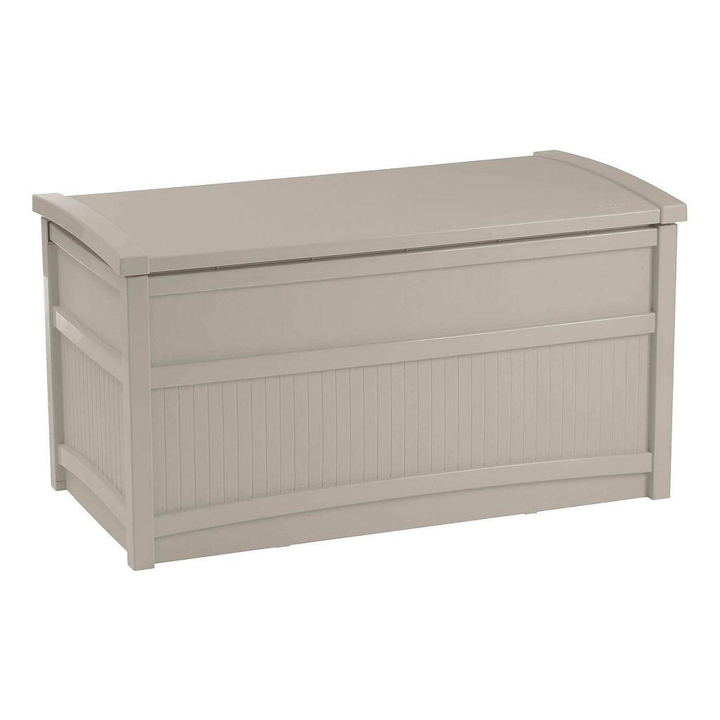 Suncast 50-Gallon Storage Box - Outdoor