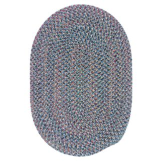Colonial Mills Woolux Braided Oval 96 x 120 Rug