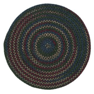 Colonial Mills Woolux Braided Round 108 Rug