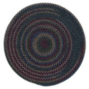 "Colonial Mills Woolux Braided Round 108"" Rug"