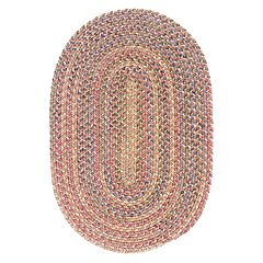 Colonial Mills Woolux Braided Oval 9' x12' Rug