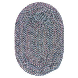 Colonial Mills Woolux Braided Oval 11 x 14 Rug