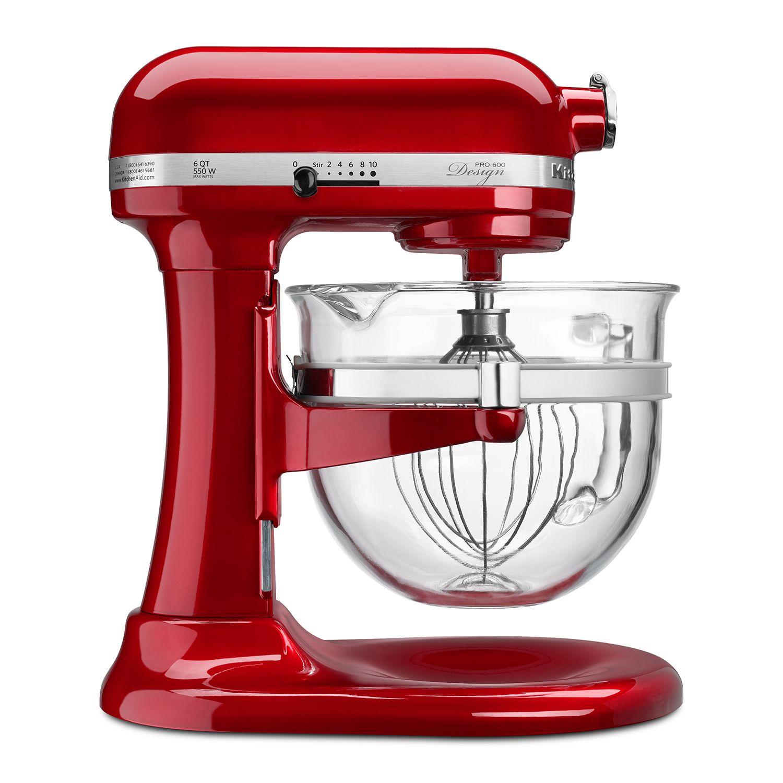 KitchenAid KF26M22 Pro 600 Design Series 6 Qt. Stand Mixer