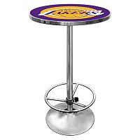 Los Angeles Lakers Chrome Pub Table