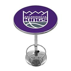 Sacramento Kings Chrome Pub Table