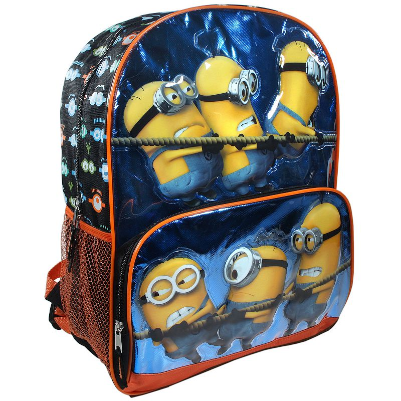 Despicable Me 2 Minion Backpack - Kids