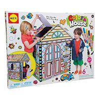 ALEX Color a House Craft Set