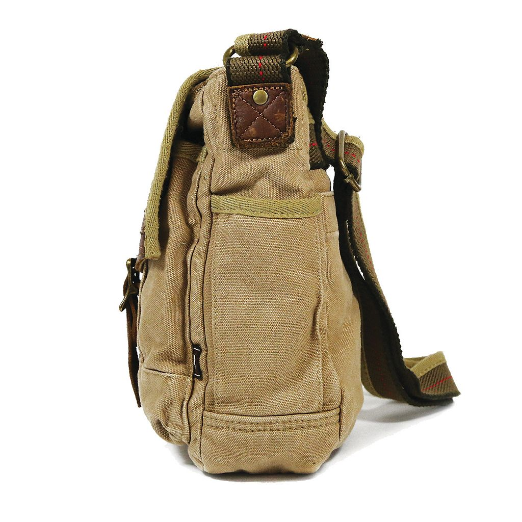 The Same Direction Turtle Ridge Crossbody Bag