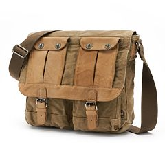 The Same Direction Vally River Messenger Bag