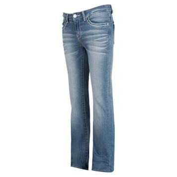 Girls 7-16 Levi's 715 Thick Stitch Taylor Boocut Jeans