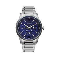 Citizen Men's Eco-Drive Stainless Steel Watch - BU2010-57L