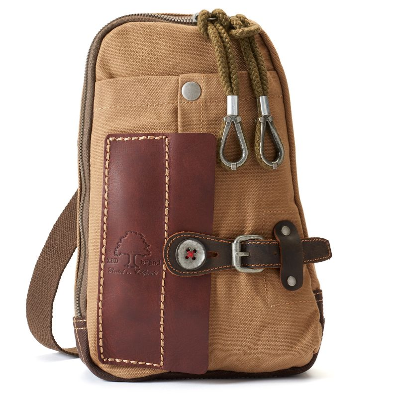 The Same Direction Hidden Woods One-Strap Backpack