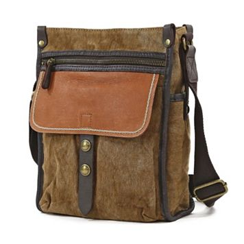 The Same Direction Leather Birch Crossbody Bag