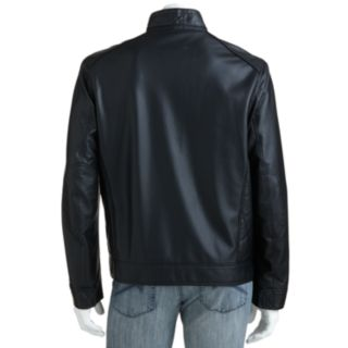 Men's SONOMA Goods for Life? Ribbed Faux-Leather Jacket