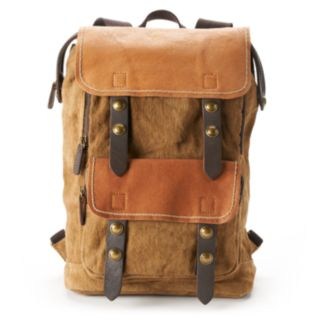 The Same Direction Birch Leather Backpack