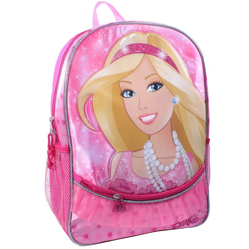 Barbie Ruffle Backpack - Kids (Pink)