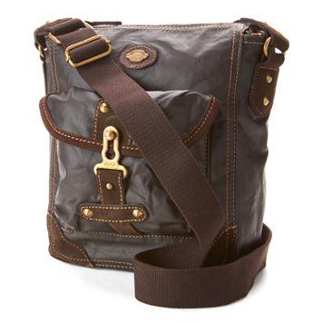 The Same Direction Aotana Canvas Crossbody Bag