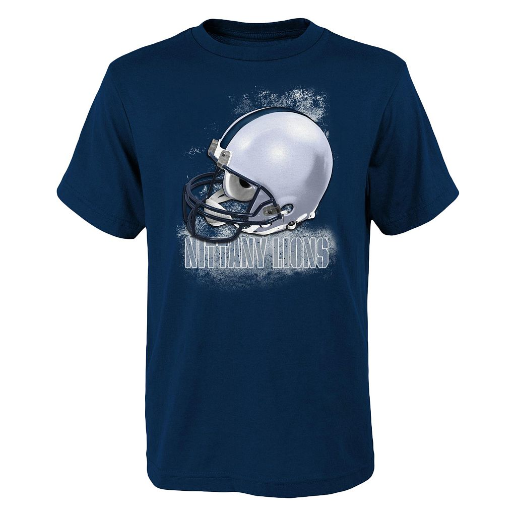 Boys 8-20 Penn State Nittany Lions Helmet Tee