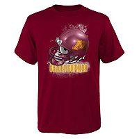 Boys 8-20 Minnesota Golden Gophers Helmet Tee