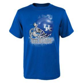 Boys 8-20 Kentucky Wildcats Helmet Tee