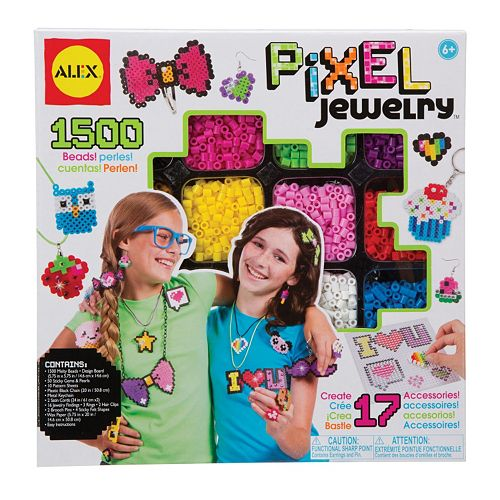 ALEX Pixel Jewelry Kit