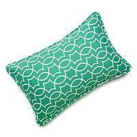 Edie Inc. Geo Trellis Indoor Outdoor Decorative Pillow - 13'' x 20''
