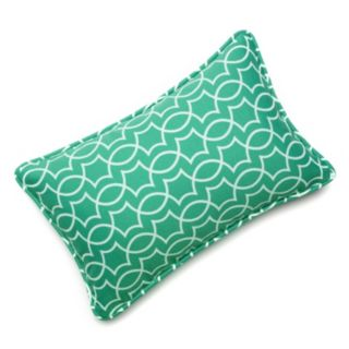Edie Inc. Geo Trellis Indoor Outdoor Decorative Pillow - 13'' x 20''