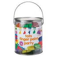 ALEX Tots Finger Paint Party Set