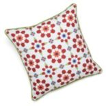 Edie Inc. Floral Indoor Outdoor Decorative Pillow