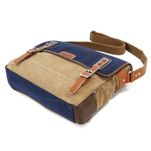 The Same Direction Red Woods Messenger Bag