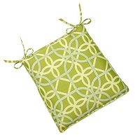 Edie Inc. Geo Loop Indoor Outdoor Seat Pad