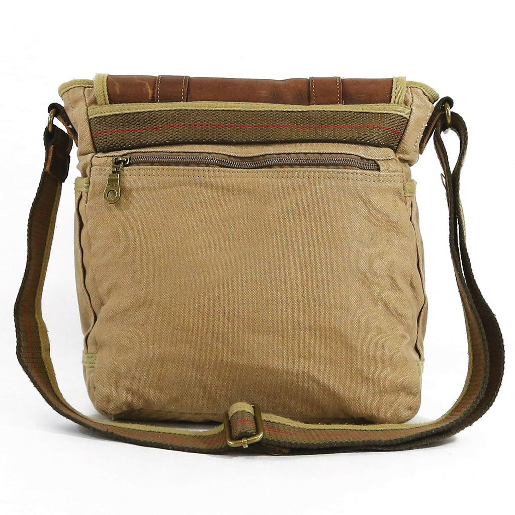 The Same Direction Turtle Ridge 4-Pocket Crossbody Bag