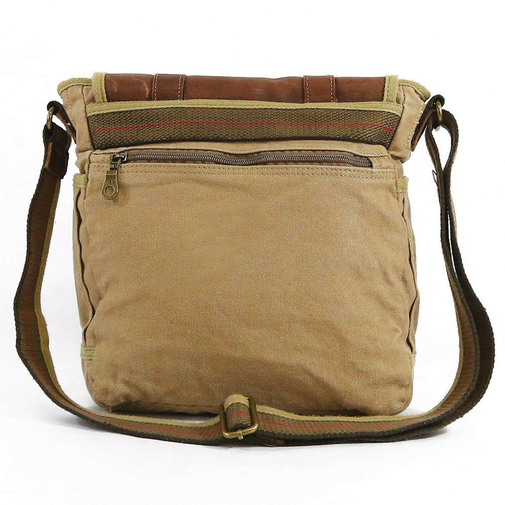The Same Direction Turtle Ridge 4-Pocket Crossbody Bag
