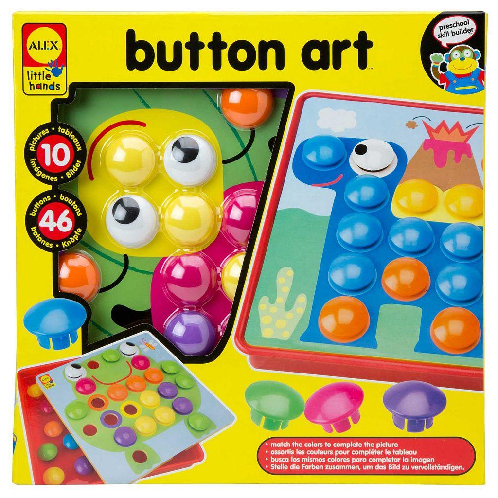 ALEX Button Art